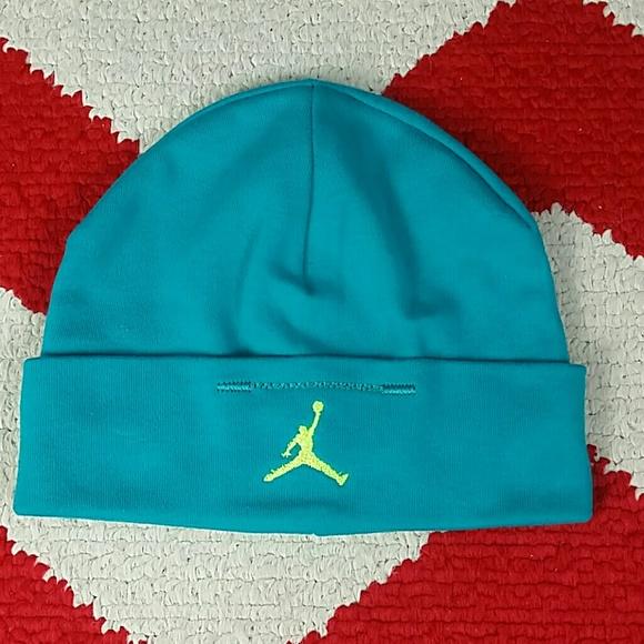 9c015c81 Jordan Accessories | Nike Beanie Hat Blue Baby | Poshmark